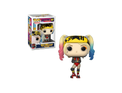 Купить Фигурку Funko Pop Фанко Поп Vinyl: DC: Birds of Prey: Harley Quinn (Roller Derby)