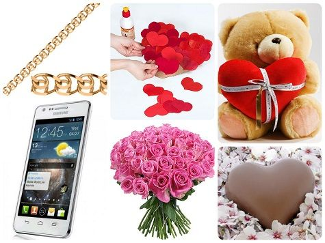изображение необычные подарки для женщин на 14 февраля