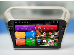"Автомагнитола MegaZvuk T8-1053 Citroen C-Elysee (2013-н.в.) на Android 8.1 Octa-Core (8 ядeр) 10,1"" Full Touch"