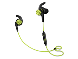 Наушники iBFree BLUETOOTH IN-EAR HEADPHONES green