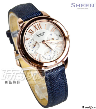 Часы Casio Sheen SHE-3059PGL-7B