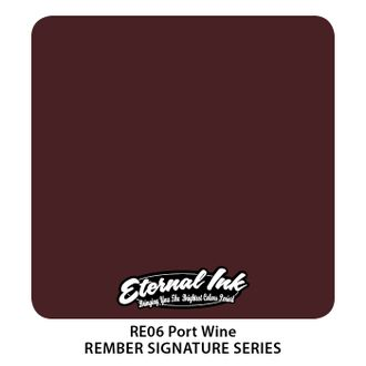 Уценка. port wine - Eternal (оригинал США 1/2 OZ - 15 мл.)