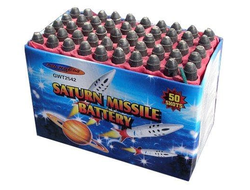 Катюша SATURN MISSILE BATTERY 50S GWT2542