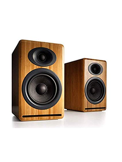 Audioengine P4 Bamboo в soundwavestore-company.ru