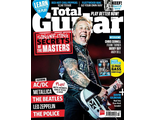 TOTAL GUITAR Magazine October 2015 James Hetfield, Metallica Cover ИНОСТРАННЫЕ МУЗЫКАЛЬНЫЕ ЖУРНАЛЫ