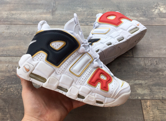 Кроссовки Nike Air More Uptempo White