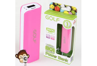 Power Bank GF-801 2600 mAh-5
