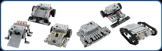 Образовательные робототехнические модули