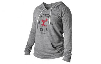 ROGUE BARBELL CLUB 2.0 WOMEN'S HOODIE Кофта Rogue Fitness