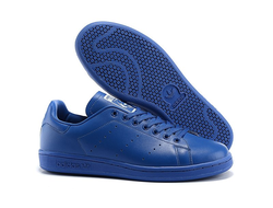 Adidas Stan Smith Blue синие