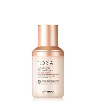 Энергетический крем для лица Tony Moly Floria Nutra Energy 100 Hour Cream