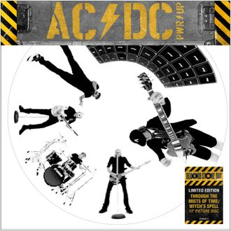 AC/DC - Through The Mists of Time / Witch's Spell RSD-2021 Picture
