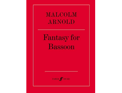 Arnold, Malcolm Fantasy op.86 : for bassoon