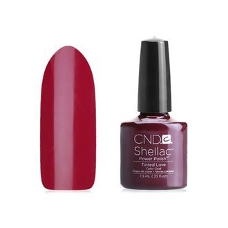 Гель-лак Shellac CND Tinted Love №09955