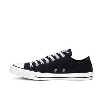 Кеды Converse Chuck Taylor All Star Wordmark Low Top черные низкие