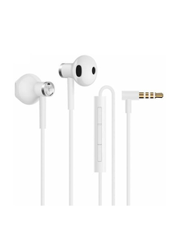Наушники Xiaomi Dual-Unit Half-Ear Type-C, белые
