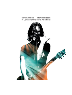 STEVEN WILSON - HOME INVASION - IN CONCERT AT THE ROYAL ALBERT HALL DVD + 2-CD
