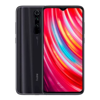 Смартфон Xiaomi Redmi Note 8 Pro 6/64GB black Global version