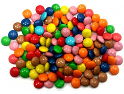 ДРАЖЕ M&M's , SKITTLES , NERDS