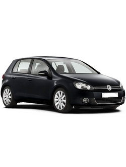Обвес Volkswagen Golf 6 2008-2012