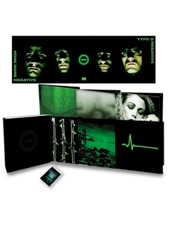 Type O Negative -None More Negative 12-LP BOX SET