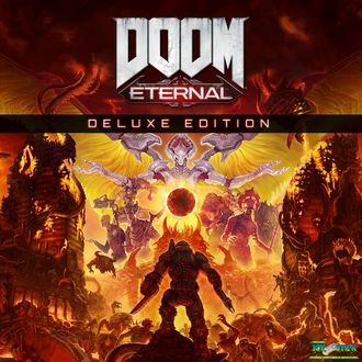 DOOM Eternal. Deluxe Edition (New)[PS4, русская версия]