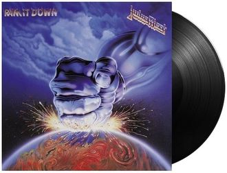 Judas Priest Ram It Down LP