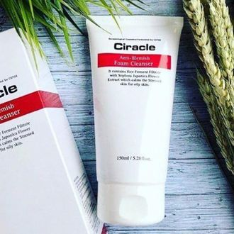Пенка для умывания Ciracle Anti-Blemish Foam Cleanser