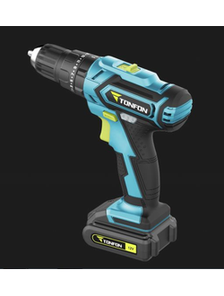 Дрель шуруповёрт Xiaomi Tonfon Rechargeable lithium battery 2Ah 12V impact drill