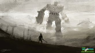 Shadow of the Colossus. В тени колосса (ReSale)[PS4, русские субтитры]