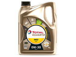 TOTAL QUARTZ INEO FIRST 0W-30, 4л.