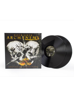 Arch Enemy  Black Earth  2LP