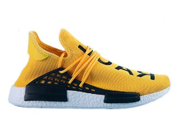 Adidas NMD Human Race Yellow желтые