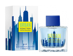 ANTONIO BANDERAS URBAN BLUE SEDUCTION FOR MEN