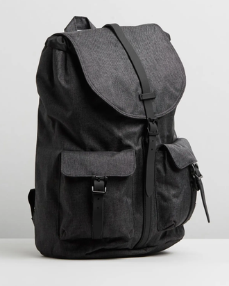 Рюкзак Herschel Dawson Black Crosshatch/Black