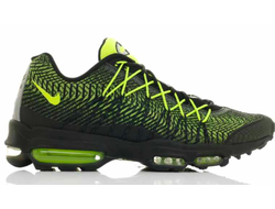 Nike Air Max 95 Black Green (41-45) Арт. 109FA