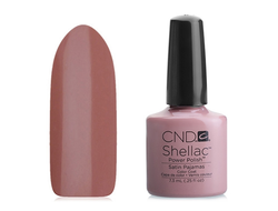 Гель-лак Shellac CND Satin Pajamas №90486