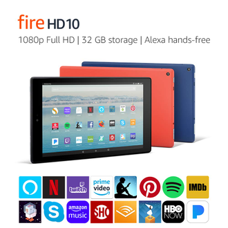 Планшет Amazon Kindle Fire HD 10 32 Gb