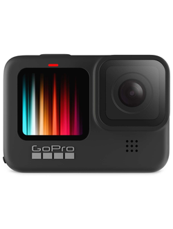 Экшн-камера GoPro HERO9 Black Edition (CHDHX-901-RW) черный