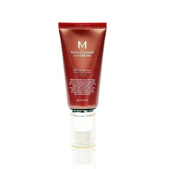 BB крем Missha M Perfect Cover BB Cream SPF42 №.21/Light Beige