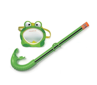Маска и трубка для плавания Froggy Fun Set Intex 55940