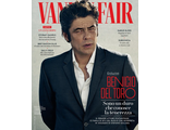 VANITY FAIR Italia Magazine #41 October 2018 Benicio Del Toro Иностранные журналы, Intpressshop