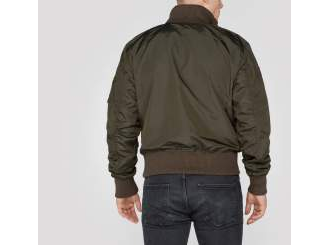 Alpha Industries Куртка Пилота  Prop Rep.Grey