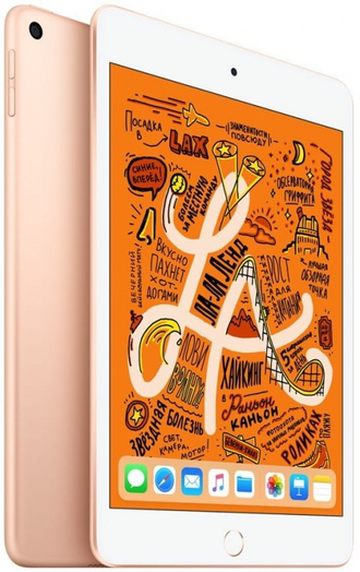 Планшет Apple iPad mini (2019) 64Gb Wi-Fi Gold