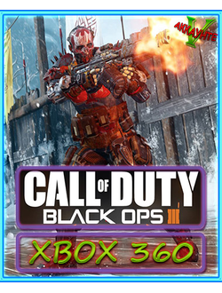 CALL OF DUTY BLACK OPS 3+BONUS ИГРЫ(XBOX 360)