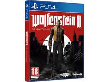 Wolfenstein 2 : The New Colossus для PS4