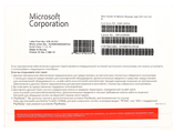 Microsoft Windows Home 10 32Bit Russian 1pk DSP OEI DVD KW9-00166 (KW9-00132 - 64Bit)