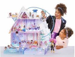 MGA Entertainment L.O.L. Surprise Chalet WINTER DISCO - Зимний Дом ЛОЛ (шале), 562207