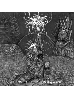 Darkthrone - Circle The Wagons CD