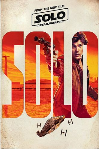 Постер Star Wars Solo PP34288